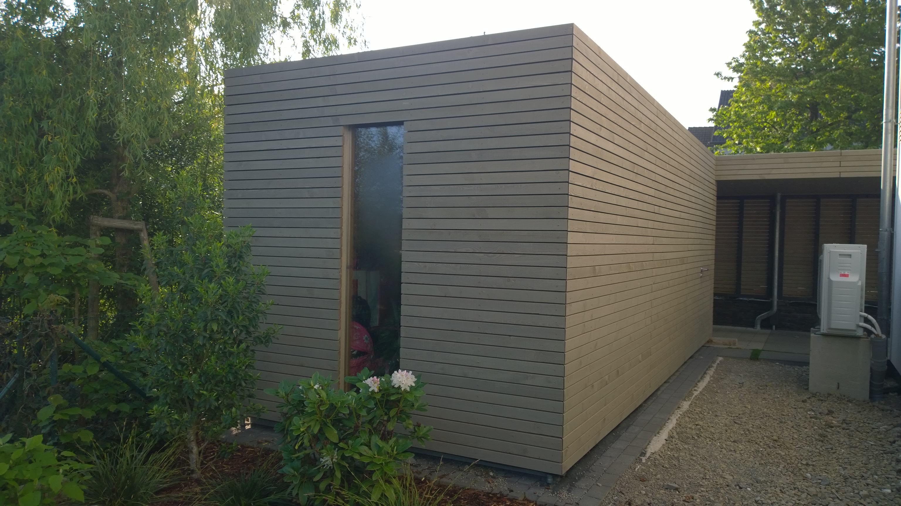 terrasse mit sichtschutz - teil 1 - moderner sichtschutz im garten, Gartenarbeit ideen