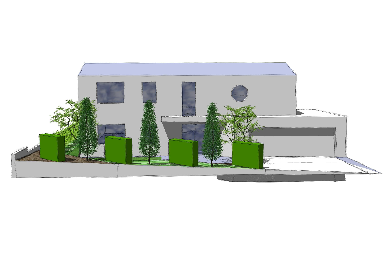 moderner garten sichtschutz wohndesign und m bel ideen. Black Bedroom Furniture Sets. Home Design Ideas