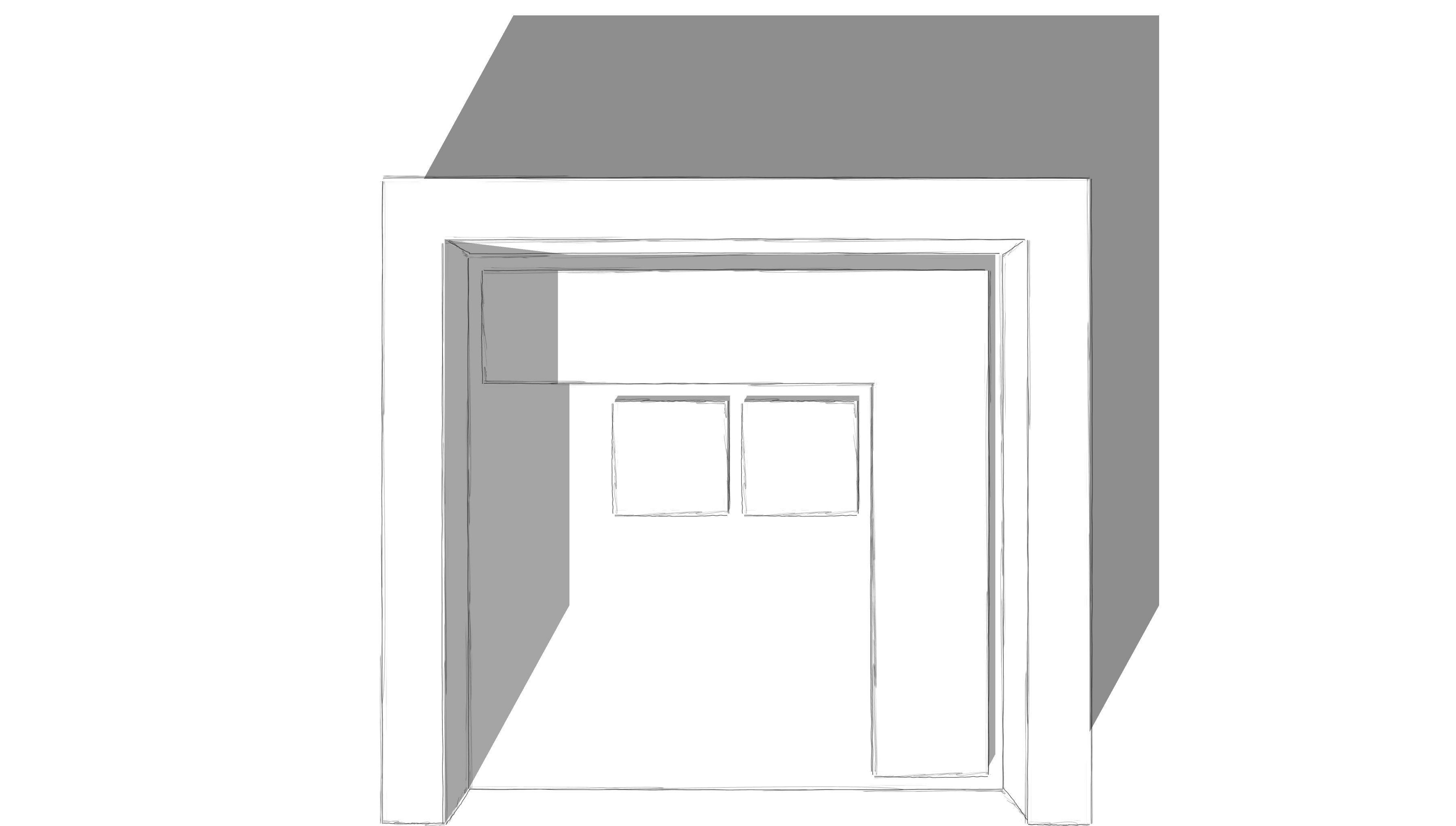 Sitzplatz aus Grossformatplatten