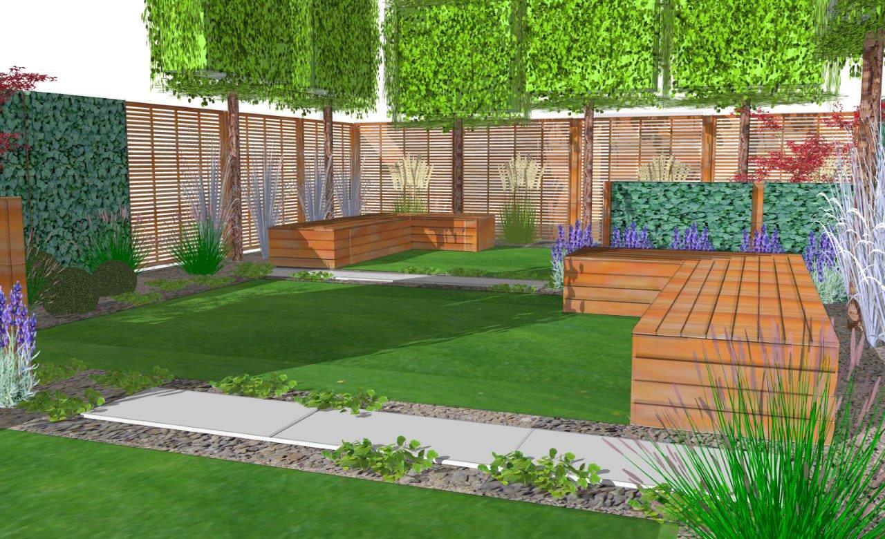 Moderner Sichtschutz im Garten - News, Informationen und Praxistipps zu Angeboten moderner ...